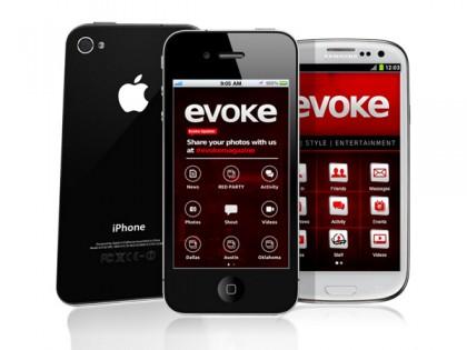 Evoke Mobile App